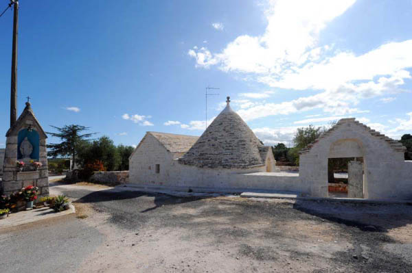 Trullo Nunnacola